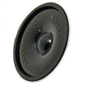 "Miniature Speaker 5 cm (2) 16 Ohm"""