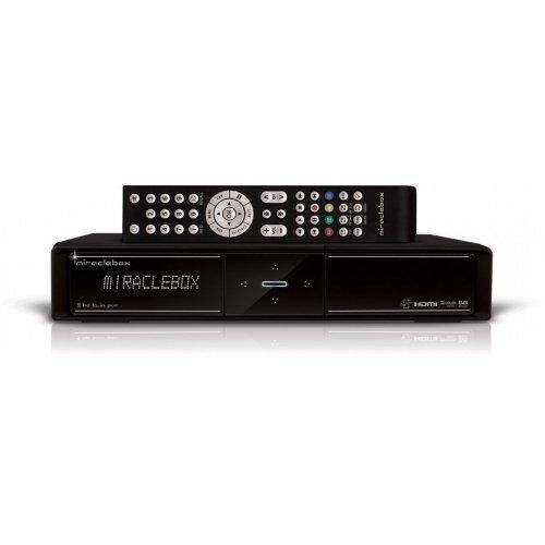Miraclebox 9 HD COMBO SAT DVB-T REC