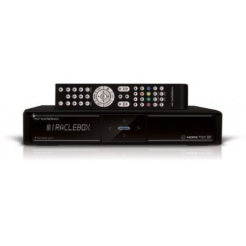 Miraclebox 9 HD TWIN C/T2 DVB-T REC