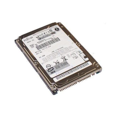 Misc Fujitsu HDD 60GB MHV2060 SATA