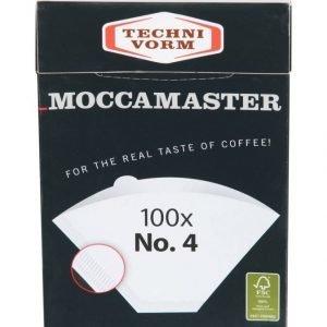 Moccamaster 85022 Suodatinpaperi