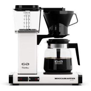 Moccamaster Kb952 Ao Cream White Kahvinkeitin