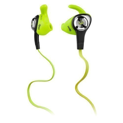Monster Cable iSport Intensity In-ear with Mic3 Green