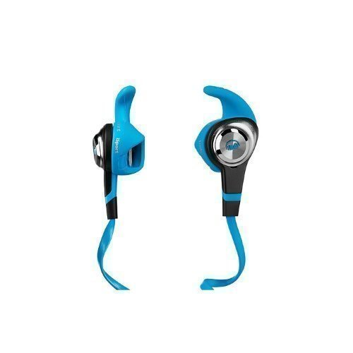 Monster Cable iSport Strive In-ear with Mic3 Blue