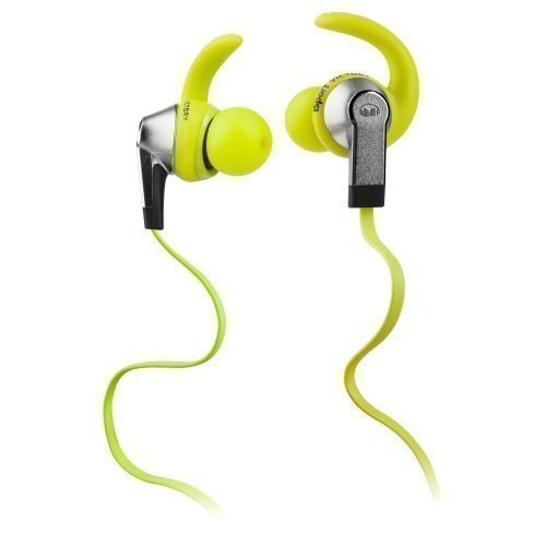 Monster Cable iSport Victory In-ear with Mic3 Green