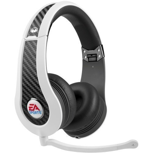 Monster Game® MVP Carbon by EA SportsT On-ear White