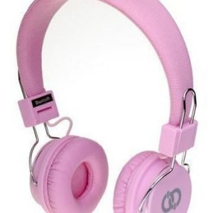 Moo 302 Bluetooth Headset Light Pink