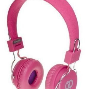 Moo 302 Bluetooth Headset Pink