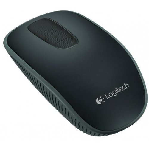 Mouse Logitech Zone Touch Mouse T400 Black