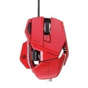 Mouse Mad Catz R.A.T. 5 Gaming Mouse Red