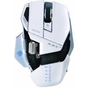 Mouse Mad Catz R.A.T. 7 Gaming Mouse White