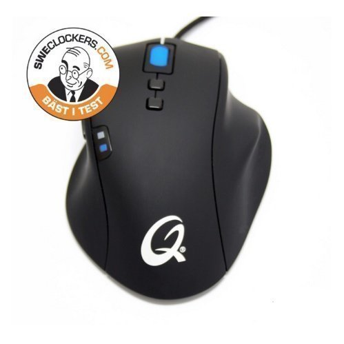 Mouse QPAD 5K Pro Gaming Laser Mouse