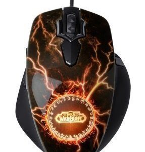 Mouse SteelSeries World of Warcraft MMO Gaming Mouse: Legendary Edition