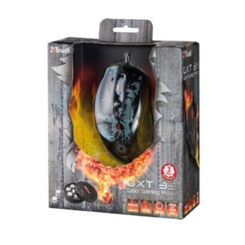 Mouse Trust GXT 33 Laser Gaming Mouse