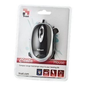 Mouse Trust MI-2520P Mini Mouse Optical Wired