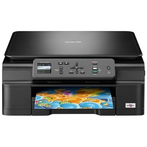 Multifunc Ink Brother DCP-J152W Scan/Copy/Print Wireless