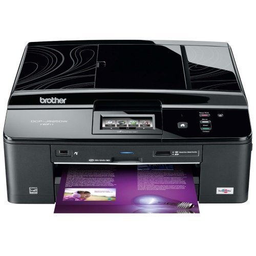 Multifunc Ink Brother DCP-J752DW Copy/Scan/Print