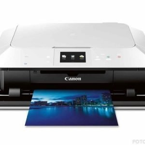Multifunc Ink Canon Pixma MG7150 White