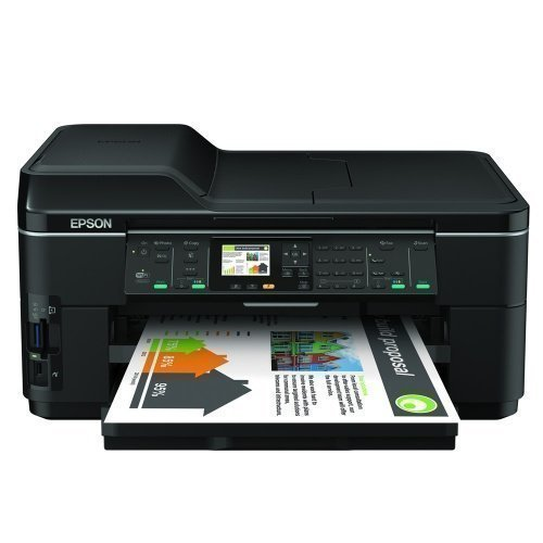 Multifunc Ink Epson WorkForce WF-7515 A3+