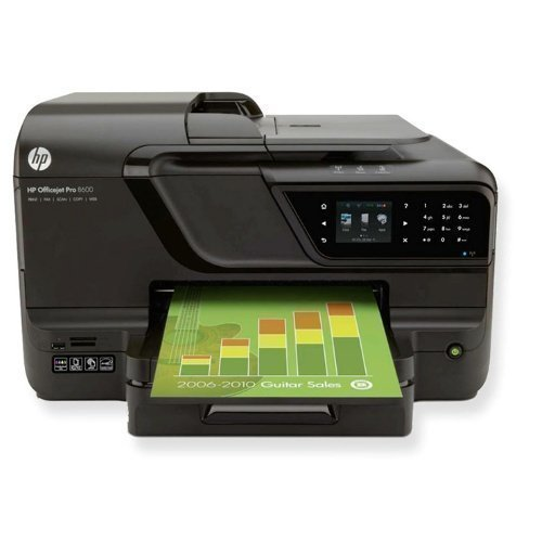 Multifunc Ink HP Officejet Pro 8600 e-All-in-One Printer