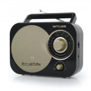 Muse M-055 Rb Kannettava Radio Musta