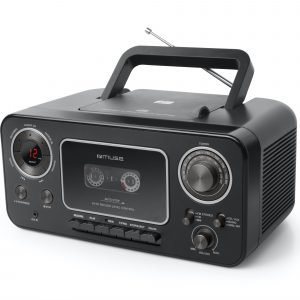Muse M-182 Rdc Cd Radio Kasettisoitin