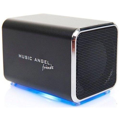 Music Angel Friendz Black