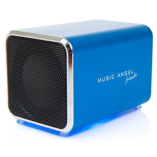 Music Angel Friendz Blue
