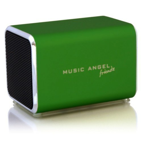 Music Angel Friendz Dark Green