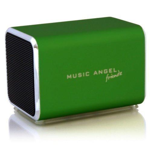 Music Angel Friendz Dark Green