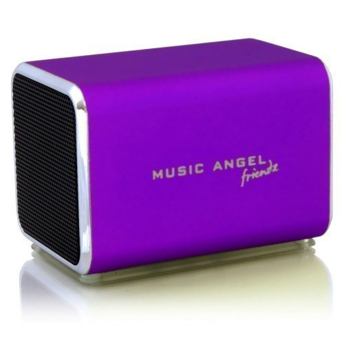 Music Angel Friendz Purple