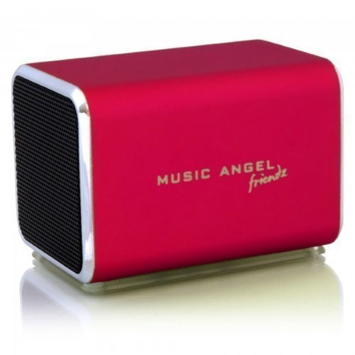 Music Angel Friendz Red