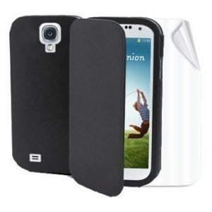 Muvit Agenda Wallet for Samsung Galaxy S4 Black