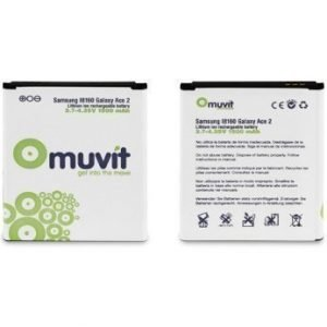 Muvit Battery 1500 mAh for Samsung Galaxy Ace 2