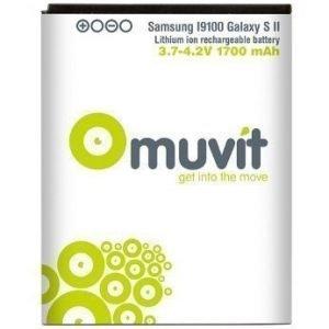 Muvit Battery 1700 mAh for Galaxy SII