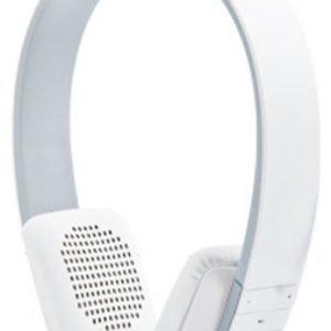 Muvit Bluetooth Stereo Headphones White