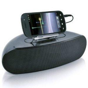 Muvit Universal Speaker Dock Black