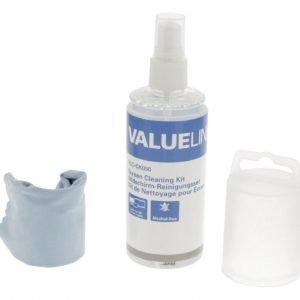 Näytönpuhdistussarja neste 150 ml + puhdistusliina