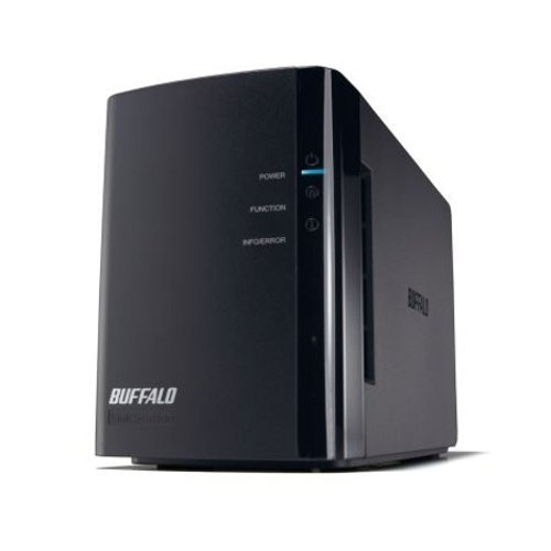 NAS Buffalo LinkStation Duo LS-WXL 6TB