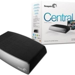 NAS SEAGATE Central 4TB HDD NAS Central 4TB