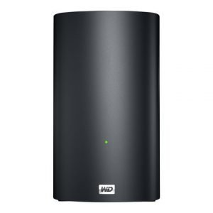 NAS Western Digital My Book Live Duo 4TB