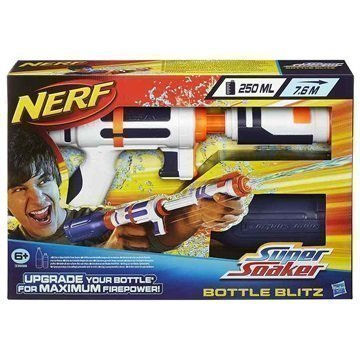 Nerf Super Soaker Bottle Blitz Vesipyssy