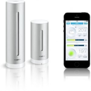 Netatmo Wi-Fi Weather Station