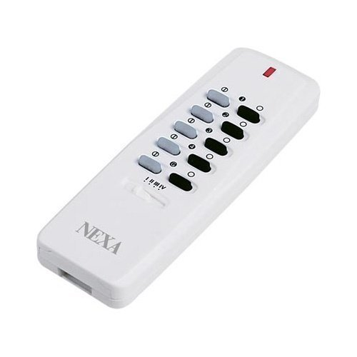 Nexa LYCT-705 Remote White