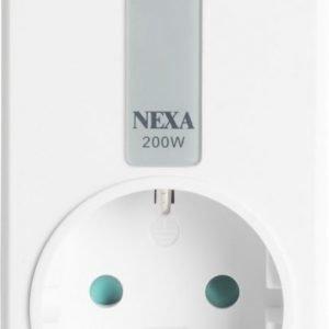 Nexa- etäohjattava pistorasia himmentimellä 12V