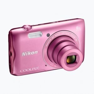 Nikon Coolpix A300 Roosa Kamera