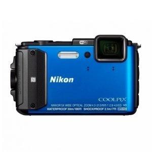 Nikon Coolpix Aw130 Sininen Kamera