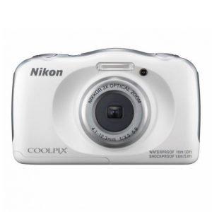 Nikon Coolpix W100 Valkoinen Kamera