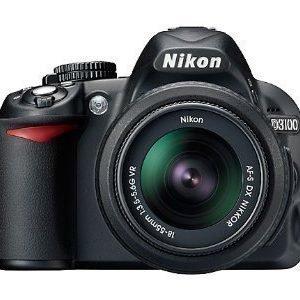 Nikon D3100 + 18-105 VR