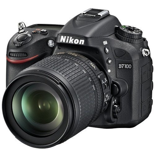 Nikon D7100 + 18-105/3